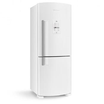 geladeira / refrigerador 422 litros 2 portas frost free inverse