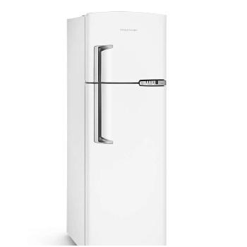 geladeira / refrigerador 352 litros 2 portas frost free classe  a