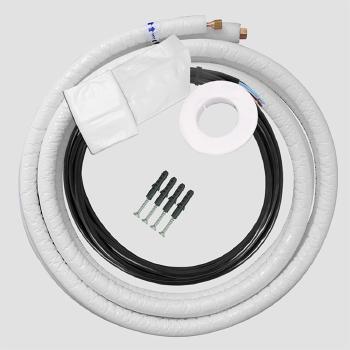 Kit de Instalação ar condicionado 7 e 9 mil BTUS 3 metros S/SUPORTE