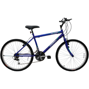BICICLETA MASCULINA ARO 26 21 MARCHAS FLASH POP BIKE