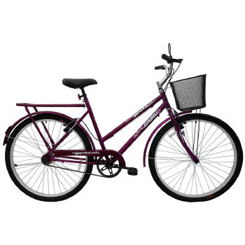 bicicleta feminina aro 26 genova