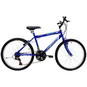 bicicleta masculina aro 24 21 marchas flash