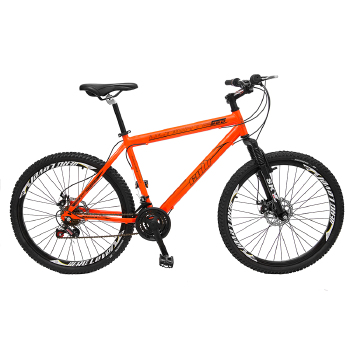 Bicicleta Aro 26 MTB Colli Ultimate  21m Freios � Disco