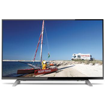 TV 43 POLEGADAS TOSHIBA LED SMART FULL HD USB HDMI