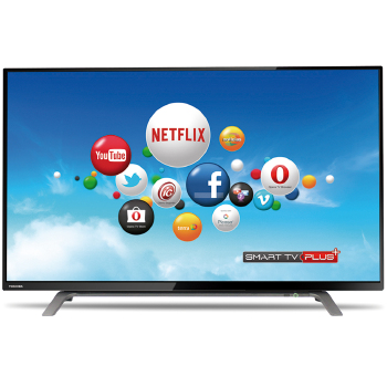 TV 40 POLEGADAS TOSHIBA LED SMART FULL HD USB HDMI