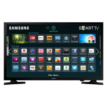 TV 40 POLEGADAS SAMSUNG LED SMART FULL HD HDMI USB