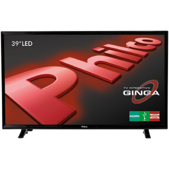 TV 39 POLEGADAS PHILCO LED HD HDMI USB