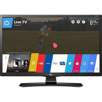 TV MONITOR LG 28 POLEGADAS SMART WIFI LED HD HDMI USB