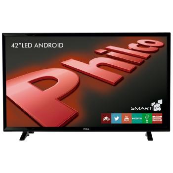TV 42P PHILCO SMART ANDROID LED FULL HD HDMI USB