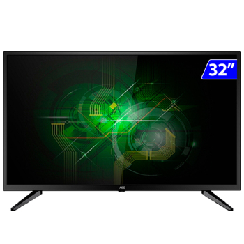 TV 32P AOC LED HD USB HDMI