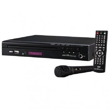 dvd usb ripping 1 microfone karaok�