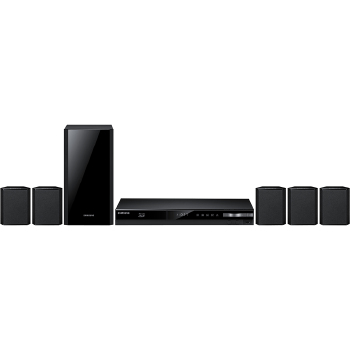 HOME THEATER SAMSUNG 500W RMS BLU-RAY 3D USB HDMI
