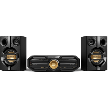 MINI SYSTEM PHILIPS 300W BLUETOOTH CD USB