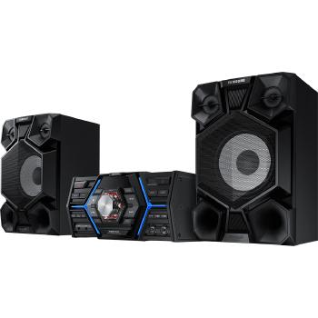 MINI SYSTEM SAMSUNG 1500 W RMS BLUETOOTH CD MP3 USB