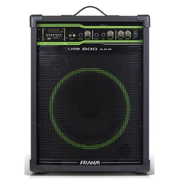 Caixa De Som Frahm 100W Usb SD FM Bluetooth APP