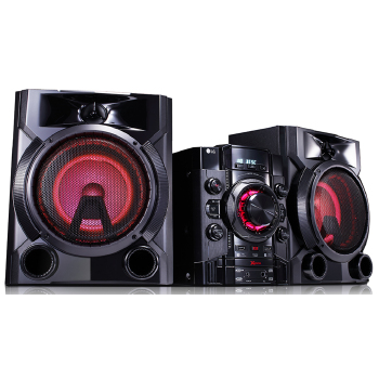 Mini System LG 620W Usb Mp3 Bluetooh