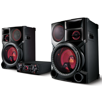 MINI SYSTEM LG 2700W USB MP3 BLUETOOTH
