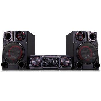 Mini System Lg 1800W Usb Mp3 Bluetooth