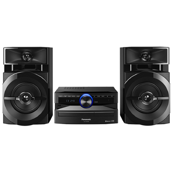 MINI SYSTEM PANASONIC 250W BLUETOOTH CD USB