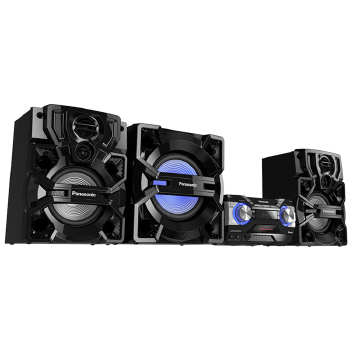 MINI SYSTEM PANASONIC 1800W BLUETOOTH CD USB