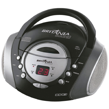 RADIO  3.4W RMS CD/AM/FM