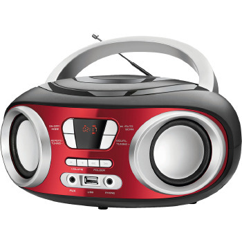 Radio Mondial 6 Watts RMS FM MP3 USB