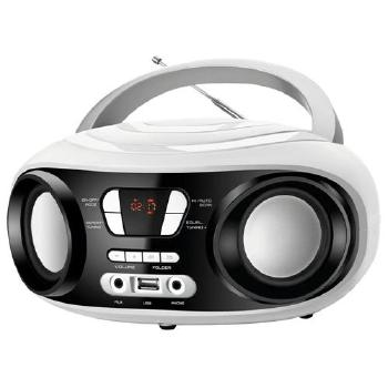 Radio Mondial 6 Watts RMS CD FM MP3 USB