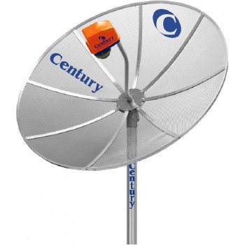 antena century 1.50mt monoponto sem receptor