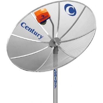 antena century 1.70mt monoponto sem receptor