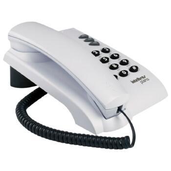 telefone intelbras pleno com chave