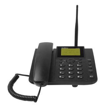 celular rural  (telefone) intelbras cf 4000   open