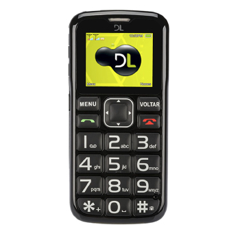 Celular DL Feature Phone YC-110 Dual