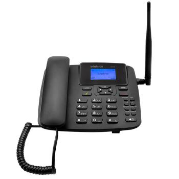 Celular Rural Intelbras CF-4201 Radio FM Single S/Kit