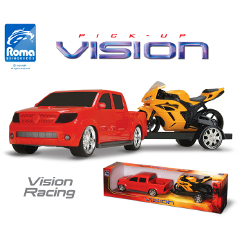 Pick-Up Vision - Racing Moto Roma