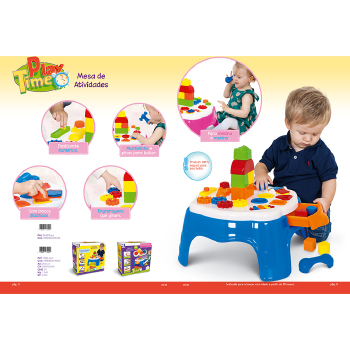 Mesa Divertida Play Time