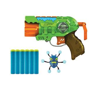 Lança Dardos 3 Disparos Predator