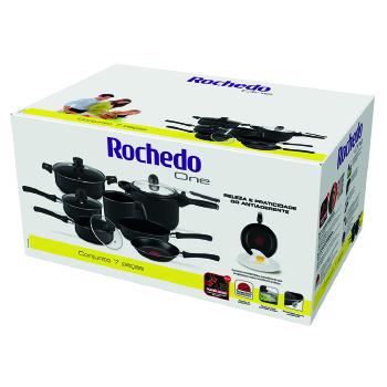CONJUNTO DE PANELAS ROCHEDO ONE 7 PCS