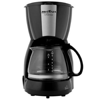 cafeteira inox 30 cafés