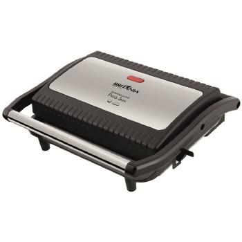 sanduicheira grill britania press inox