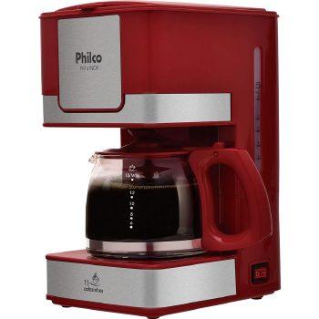 Cafeteira Philco 15 Cafes PH16 Inox