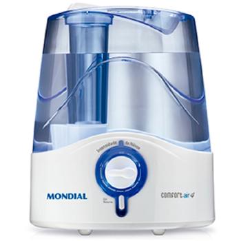 Umidificador Mondial Confort 4 Litros