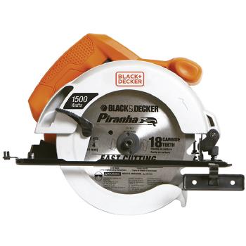 Serra Circular B&D 1500W CS1024