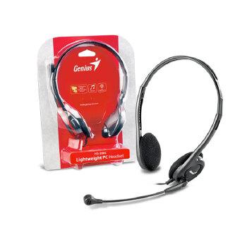 FONE COM MICROFONE GENIUS 31710151100 HS-200C HEAD
